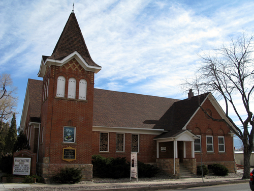 Pikes Peak United Methodist Church